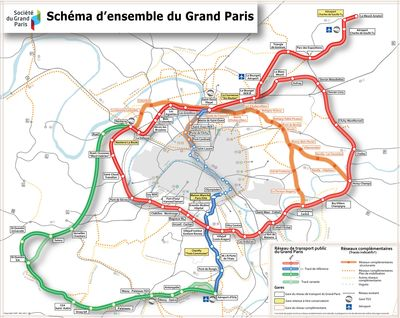 reseau transports grand paris