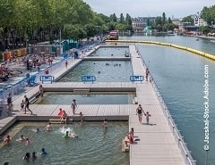 Baignade en Seine à Paris en 2024, une mission impossible ?